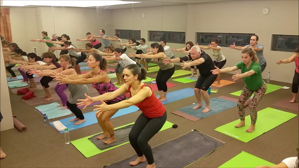 Bikram yoga lisbon
